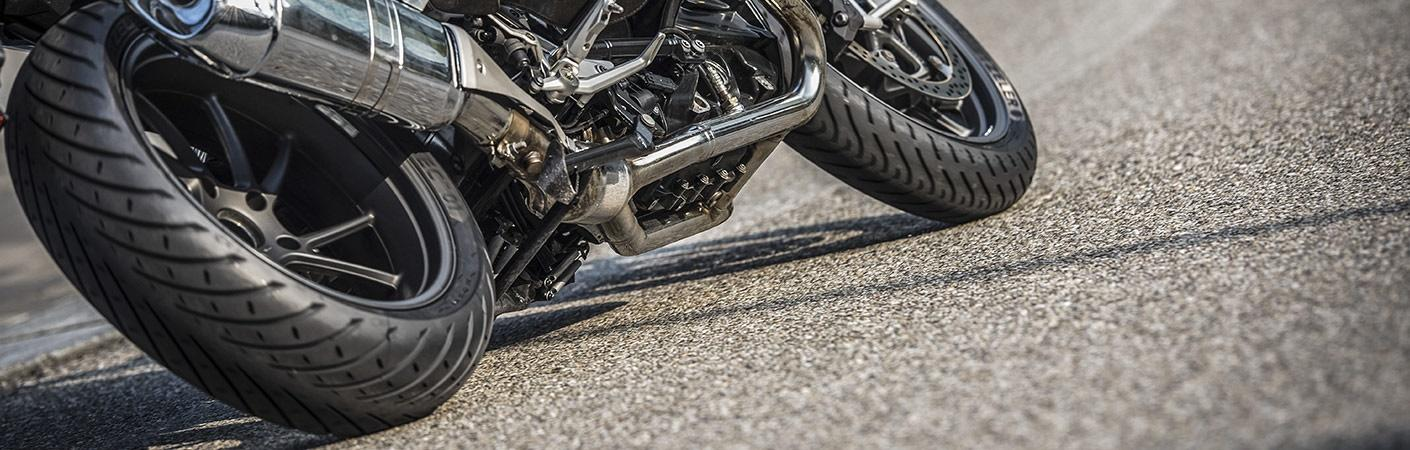 Tire Functions in Motorcycles