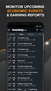 Investing.com: Stocks, Finance, Markets & News App Latest Version Download For Android and iPhone 4