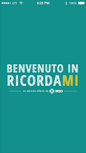 Ricordami- miniatura screenshot