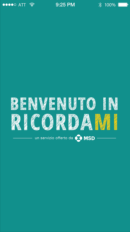 Ricordami- screenshot