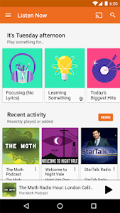 Google Play Music v6.13.3319-0.F.3218882