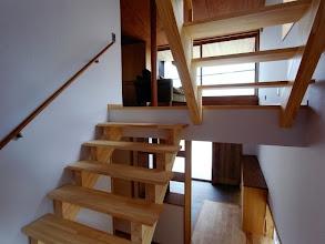 Photo: 階段室