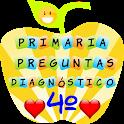 Diagnóstico cuarto de primaria icon