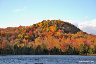 Photo: Kettle Pond State Park is beautiful in the fall