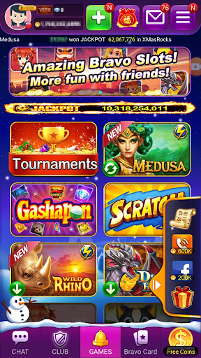 Bravo Casino apktram screenshots 8