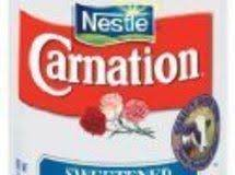 Stock Photo - Sweetened Condensed Milk