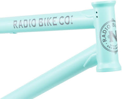 "Radio Nemesis Tanner Easterla Signature Frame 21"" Matte Mint Green alternate image 1"