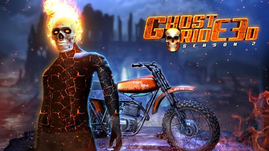 Ghost Ride 3D Season 2 1.6 MOD (Unlimited Money) 2