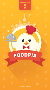 Foodpia Tycoon- screenshot thumbnail