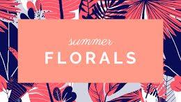 Summer Florals - YouTube Thumbnail item