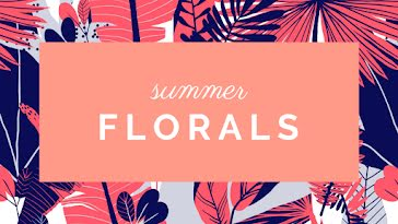 Summer Florals - YouTube Thumbnail Template