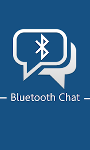 Fast Bluetooth Chat - náhled