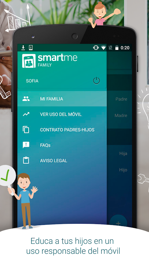 Smartme Family- screenshot