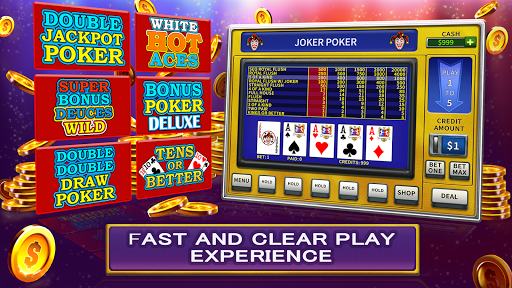 Video Poker High Limit 1.3.1 {cheat|hack|gameplay|apk mod|resources generator} 3