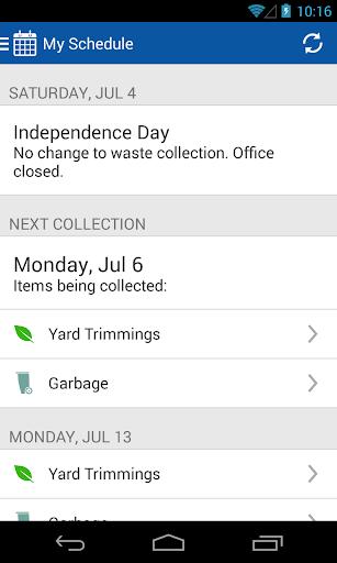 玩免費生產應用APP|下載Columbia, SC Solid Waste app不用錢|硬是要APP