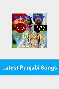 Top Punjabi Songs 2017 - náhled
