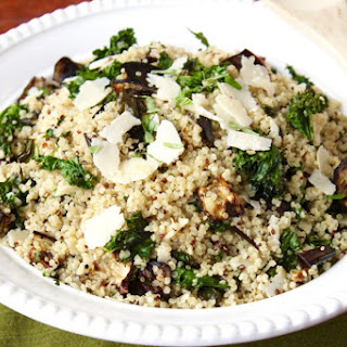 Quinoa Eggplant Recipes