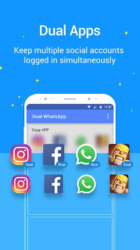Dual Apps screenshots 1