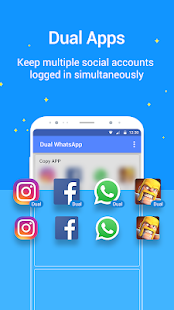 Dual Apps Capture d'écran