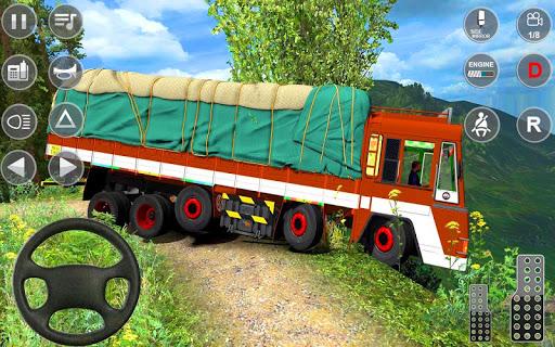 Indian Truck Spooky Stunt : Cargo Truck Driver 1.0 screenshots 14