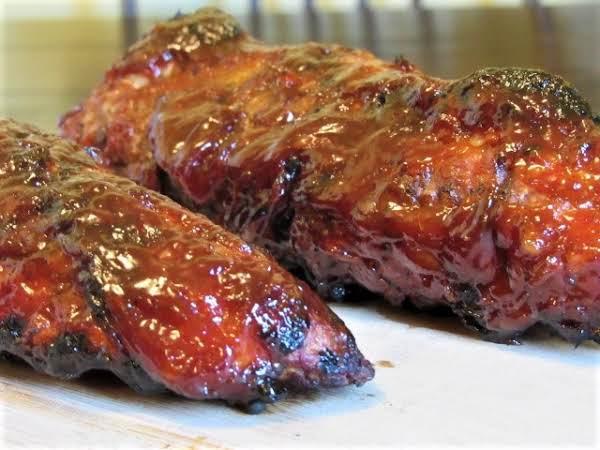 Hawaiian-style Barbecue Basting Sauce