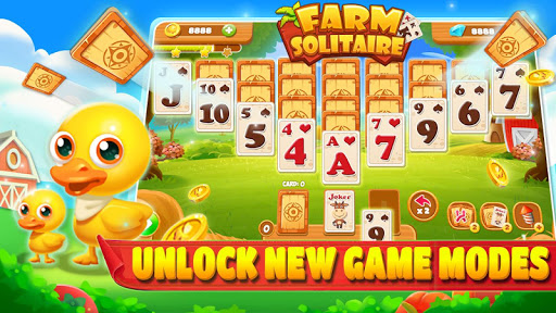 solitaire idle farm screenshot 3