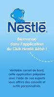 Screenshot of Nestlé Bébé