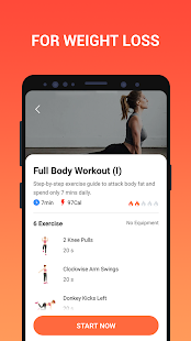 App Workout for women - Female Fitness to lose weight APK for Windows Phone