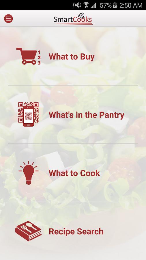 SmartCooks: Healthy Cooking