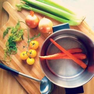 Vegetable Broth.