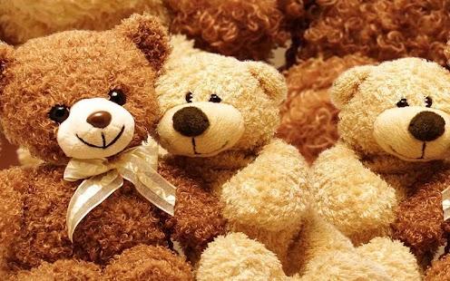 Taddy Bears LWP - náhled