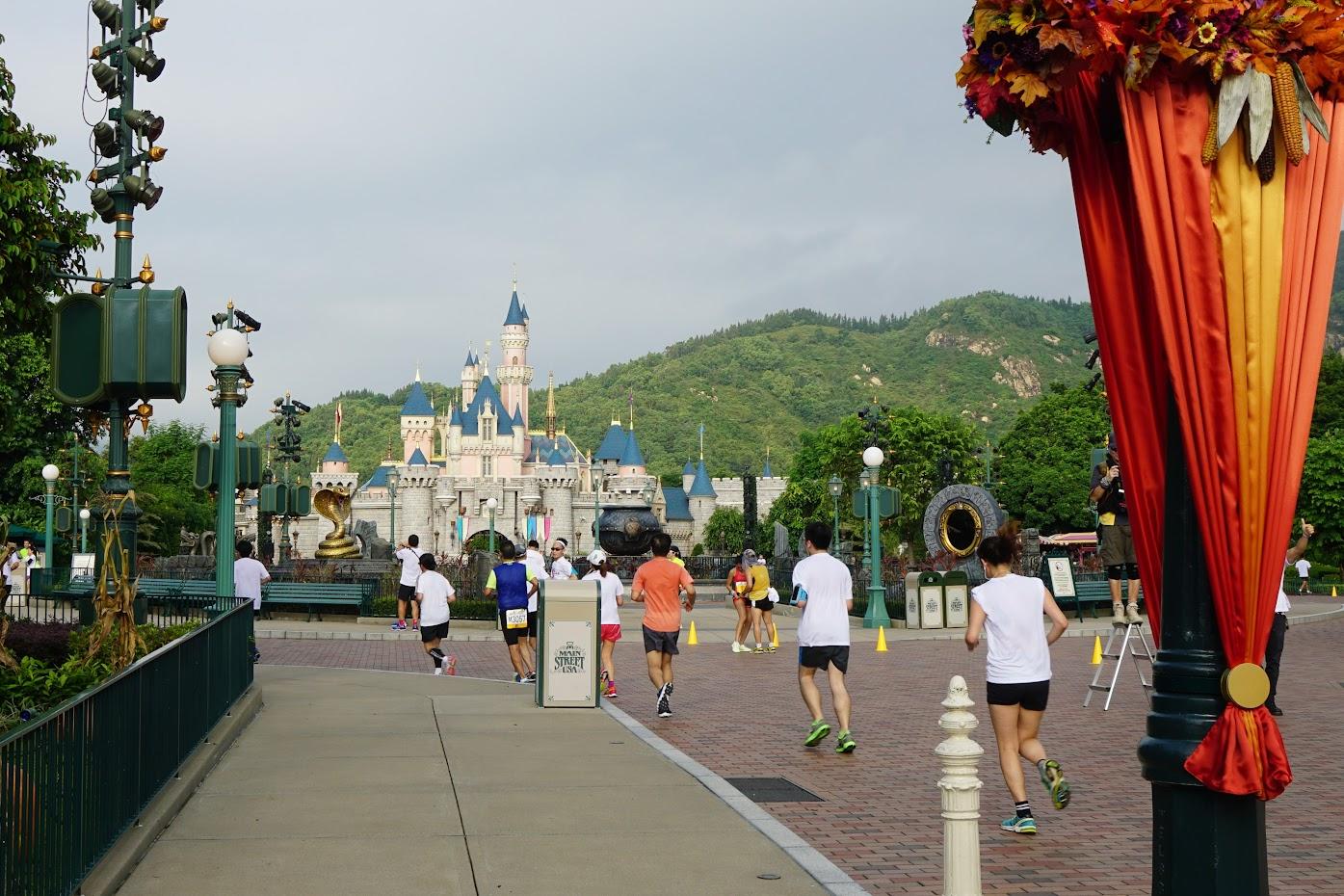 Disneyland Marathon Hong Kong
