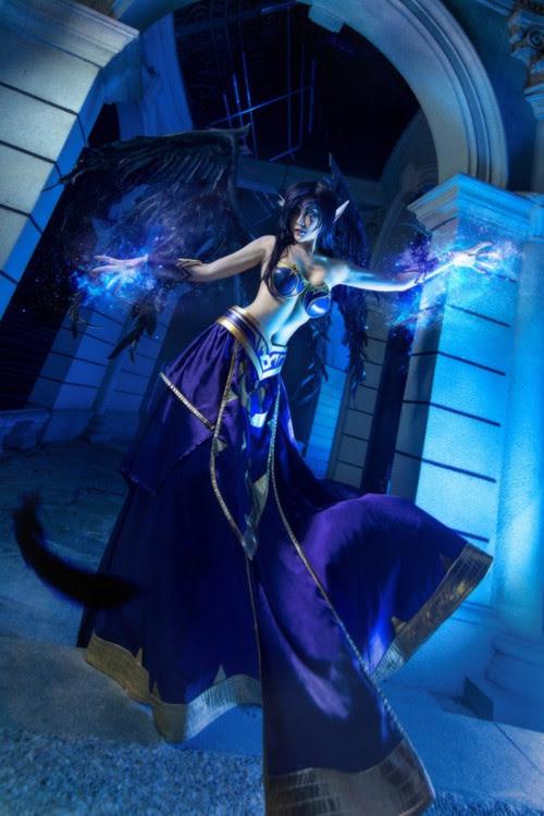 cosplay Morgana