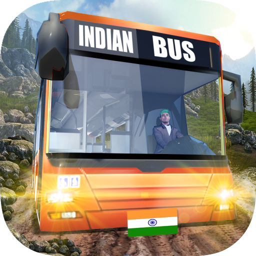 Offroad Indian Bus Simulator 2