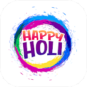 WAStickerApps : Happy Holi SMS, Wishes & Greetings