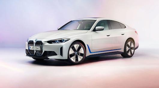 Automotor Costa ya admite pedidos del nuevo BMW i4 Gran Coupé