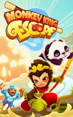 Monkey King Escape 1.6.0 screenshot 22115