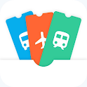 Wanderio: Train, Flight and Bus tickets in Italy icon