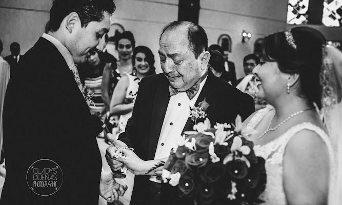 Fotógrafo de bodas Gladys Dueñas (Gladysduenas). Foto del 19.06.2017