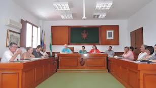 Pleno reciente en Mojácar en una fotografía de archivo.
