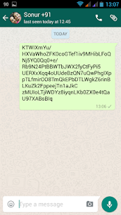 2 AES Message Encryptor for SMS App screenshot