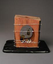 Photo: Executive Order 9066: Manzanar Lynne Yamaguchi, turner Terry Yoshimura Bendt, beadmaker