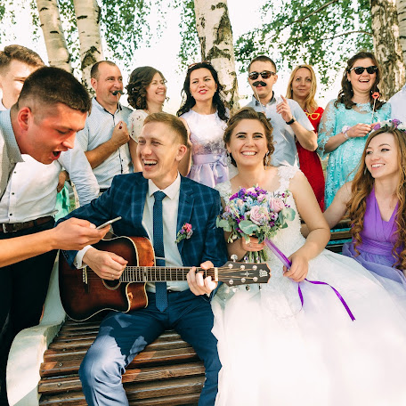 Свадебный фотограф Аня Власова (Minor). Фотография от 07.08.2017