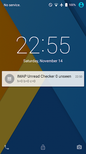 IMAP Unread Checker