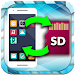 Apps To SD CARD Icon