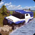 Offroad Centipede Truck Simulator 2018 Truck Games icon