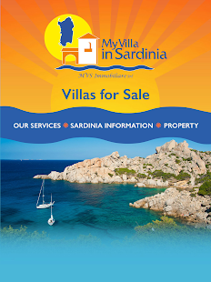 My Villa in Sardinia- screenshot thumbnail