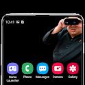 Hide notch (Galaxy s10 wallpapers) icon