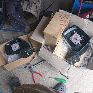 ムーヴカスタム L185S RS のカスタム事例画像 nezuさんの2020年06月28日19:36の投稿