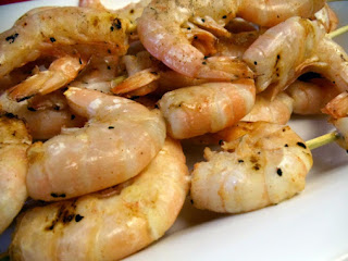 Dale's Dazzling Grilled Shrimp Recipe